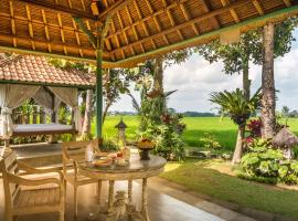 Umasari Rice Terrace Villa, Табанан (рядом с городом Badung)
