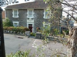 The Owls Crest House B&B, Уэстон-сьюпер-Мэр (рядом с городом Worle)