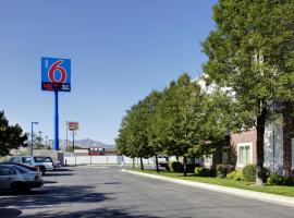 Motel 6 Salt Lake City South - Lehi, Lehi