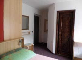 Penzion v Budech, Křivoklát