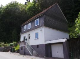 Holiday home De Jonge Specht, Winterberg (Altenfeld yakınında)