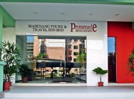 Promenade Service Apartment, Kota Kinabalu