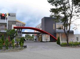 Hotel Kings Kudus, Kudus (рядом с городом Pati)
