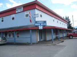 McBride Hotel, McBride