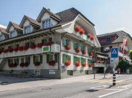 Seminarhotel Linde Stettlen, Berne