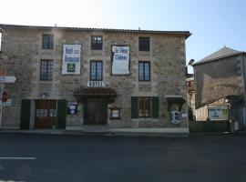 Le Vieux Château, Gençay (рядом с городом Marnay)