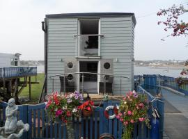 Houseboat Harbourside View, Bembridge (рядом с городом Сент-Хеленс)