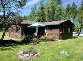 Holiday home Harestien D- 1560, Brovst (Bratbjerg yakınında)