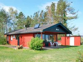 Holiday home Fjordblink H- 1156, Storvorde (Skelby yakınında)
