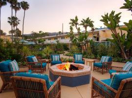 Pavilion Hotel, Avalon