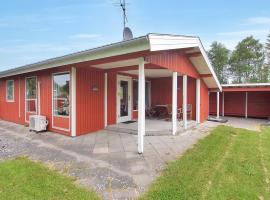 Holiday home Pælen H- 3436, Stege (Pollerup Kullegård yakınında)