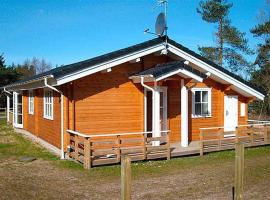 Holiday home Skovvejen H- 4156, Fuglslev (Gravlev yakınında)