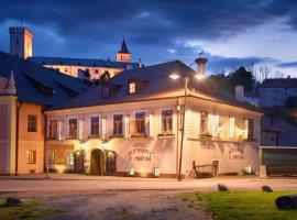 Hotel U Martina, Rožmberk nad Vltavou