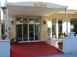 Hotel Elisir, Rimini (Rivabella yakınında)