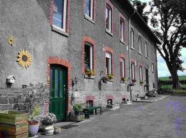 Holiday Home Weisten 5, Burg-Reuland (Commanster yakınında)