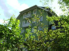 Europäisches Gästehaus, Todtmoos