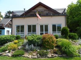 Penzion Montana, Nýrsko (Hodousice yakınında)