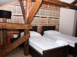 Apartmány na Bašte