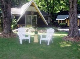 Amber Lantern Two-Bedroom Cottage