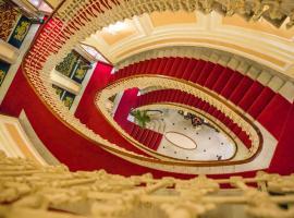 Hotel Bristol Palace, Génova