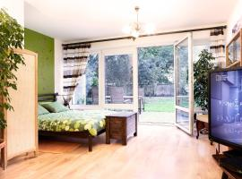 Lovely Garden Flat near Royal Park