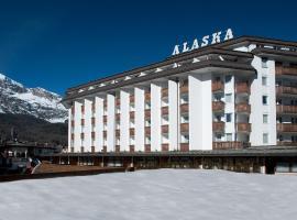 ホテル アラスカ コルティナ