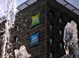 ibis budget Nimes Centre Gare