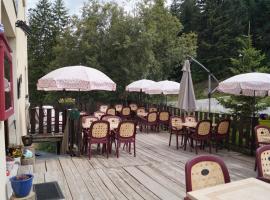 Hotel - Restaurant Le Blanchon, Селоне (рядом с городом Seyne)