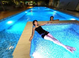 Langit Langi Hotel @ Port Dickson, Порт-Диксон