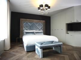 Aparthotel L'impronta, Brüksel (Etterbeek yakınında)