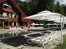 Hotel y Termas Huife