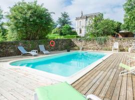 Holiday home La Brijopa, Bazoges-en-Pareds (рядом с городом Tallud-Sainte-Gemme)
