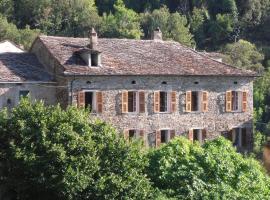 Chambre d'Hôtes La Marlotte, Castello-di-Rostino (рядом с городом Quercitello)