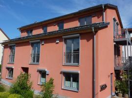 Apartments Barthel, Bad Kissingen (Nüdlingen yakınında)
