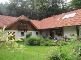 Ferienwohnung Landhaus Huhle, Gmunden (Laakirchen yakınında)