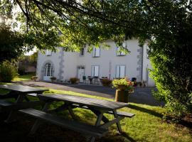Chambres d'Hôtes Etché, Lacarry-Arhan-Charritte-de-Haut (рядом с городом Etchebar)