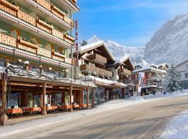 Hotel Central Wolter - Grindelwald, Grindelwald