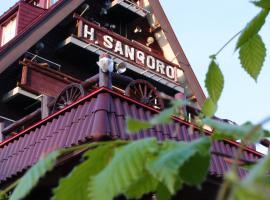 Forest Inn Sangoro, Zao Onsen (Gagaonsen yakınında)
