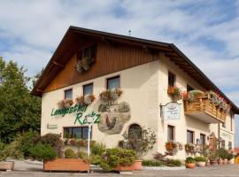 Hotel Landgasthof Ratz, Rheinau