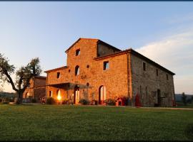 Podere Calvaiola, Montecatini Val di Cecina (Gello yakınında)
