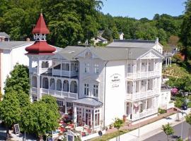 Hotel Villa Waldfrieden, Ostseebad Sellin