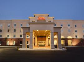 Hampton Inn & Suites Wilmington Christiana, Newark