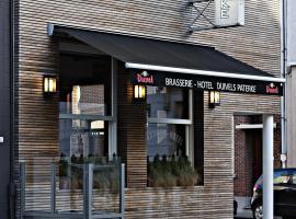 Hotel Duivels Paterke, Kortrijk (Kuurne yakınında)