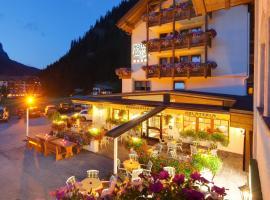 Hotel Villa Eden, Corvara in Badia