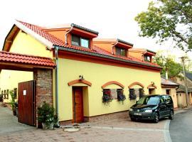 Vinný sklep u Műhlbergerů, Jaroslavice (Mailberg yakınında)