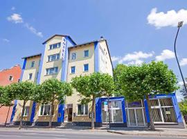 Hotel Post, Weiden (Maierhof yakınında)