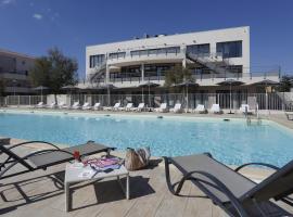 Vacancéole - Résidence Cap Med