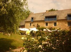 Manoir Des Portes, Ламбаль (рядом с городом Saint-Aaron)