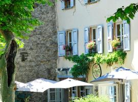 Hotel La Bougnate, Blesle (рядом с городом Massiac)