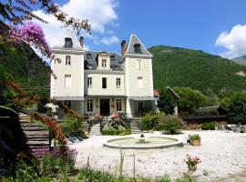 Chateau Serre Barbier, Saint-Béat (рядом с городом Boutx)